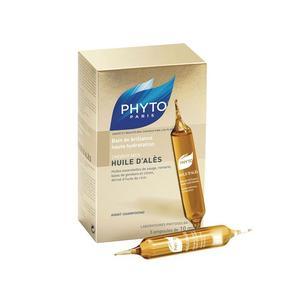 Phyto huile D'ALES hidratantno ulje u ampulama 5x10 ml