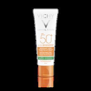 Vichy ideal soleil matirajuća krema 3 u 1  SPF50   50 ml