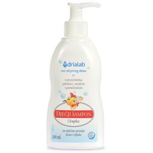 Adrialab dječji šampon i kupka 300 ml