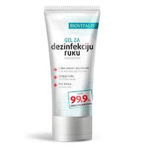 Biovitalis gel za dezinfekciju ruku 100 ml