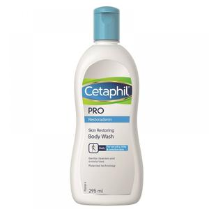Cetaphil pro restoraderm body wash 295 ml