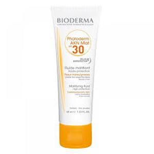 Bioderma Photoderm AKN MAT fluid SPF50  40 ml
