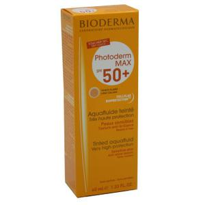 Bioderma Photoderm MAX Aquafluide obojena krema SPF 50+ 40 ml