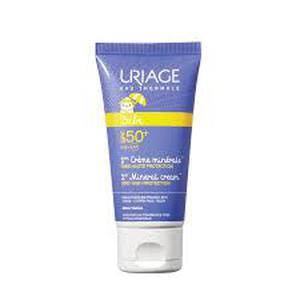 Uriage Bebe SUN prva mineralna krema SPF50+  50 ml