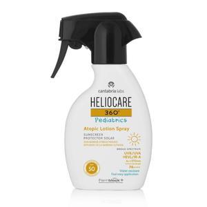 Heliocare 360 Pediatrics atopic sprej SPF50 250 ml