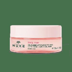 Nuxe very rose osvježavajuća gel-maska za čišćenje 150 ml