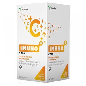 Yasenka imuno C 500 mg  30 kapsula