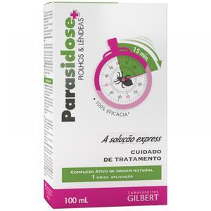 Gilbert Parasidose losion protiv uši 100 ml