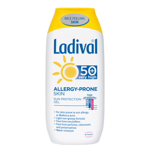 Ladival allergy gel za zaštitu od sunca SPF50  200 ml