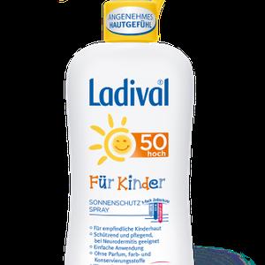 Ladival dječji sprej za zaštitu od sunca SPF50  200 ml