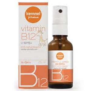Vitamin B12 sprej za djecu 25 ml Kernnel