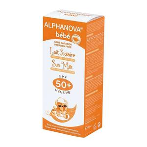 Alphanova SUN bebe krema SPF50  50 ml
