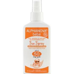 Alphanova SUN kids mlijeko SPF50  125 ml