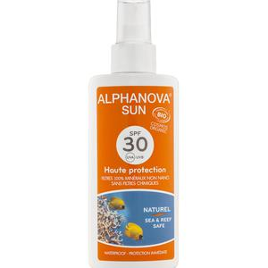 Alphanova SUN kids mlijeko SPF30  125 ml