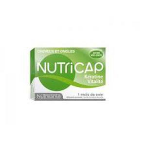 Nutricap nutrissante 30 kapsula