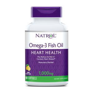 Natrol omega 3 1000 mg  90 kapsula