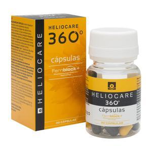 Heliocare 360 kapsule oral 30 kom