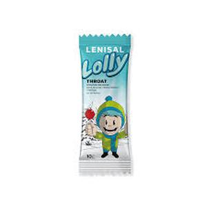Yasenka Lenisal lolly throat lizalica