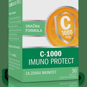 Nutripharm C-1000 imuno protect 30 tableta