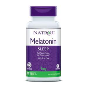 Natrol melatonin time release 1 mg  90 tableta