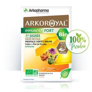 Arkopharma Immunite fort ampule 20 kom +acerola gratis