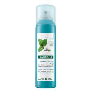 Klorane vodena metvica šampon za suho pranje 150 ml