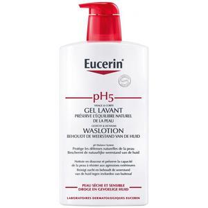 Eucerin pH5 losion za pranje kože lica i tijela 1000ml