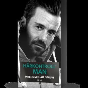 Harkontroll MAN serum za intenzivni rast kose 50 ml