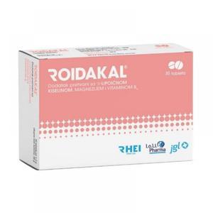 Roidakal  30 tableta