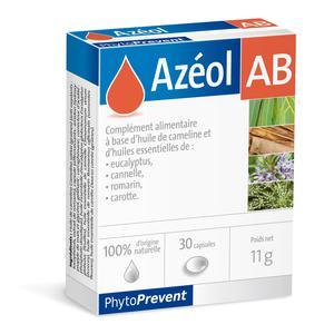 Azeol AB 30 kapsula Pileje