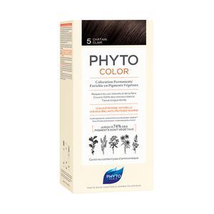 Phytocolor 5 svijetlo kestenjasta