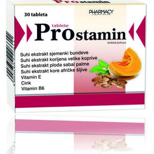 Prostamin Pharmacy lab 30 tableta