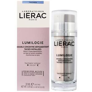 Lierac lumilogie koncentrat dan/noć 2X15 ml