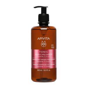 Apivita women tonik šampon pasji trn i lovor za jačanje 500 ml
