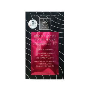 Apivita express beauty maska za kosu pasji trn 20 ml