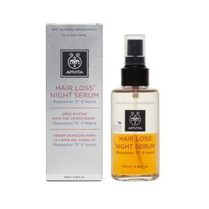 Apivita noćni serum protiv ispadanja kose pasji trn i lovor 100 ml