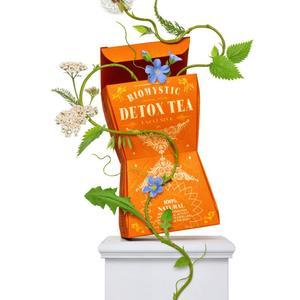 Čaj biomystic detox 100g