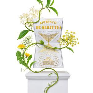 Čaj biomystic de-bloat 100g