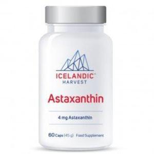 Algalif astaksantin 60X4mg kapsule Icelandic Harvest