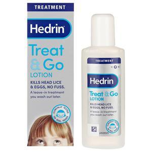 Hedrin treat & go losion 50 ml