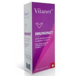 Vitanet imunonet 150 ml