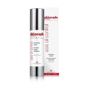 Skincode essentials SOS oil control matirajući losion 50ml