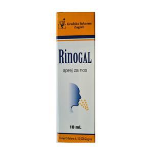 Rinogal sprej za nos 10ml