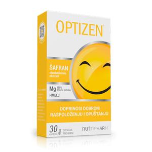 Nutripharm Optizen 30 kapsula