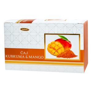 Čaj kurkuma i mango 20X2g