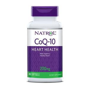 Natrol CoQ-10 45X200mg