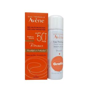 Avene SUN B-protect SPF50+ + termalna voda 50ml gratis