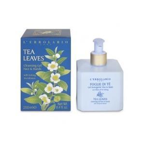 Lerbolario Tea leaves gel za pranje lica i ruku 250ml