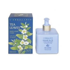Lerbolario Tea leaves krema za ruke i tijelo 250ml