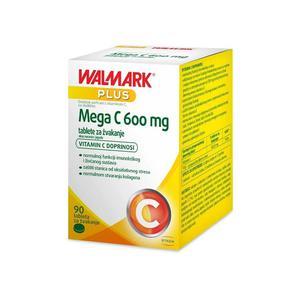 Walmark Mega C 90X600mg
